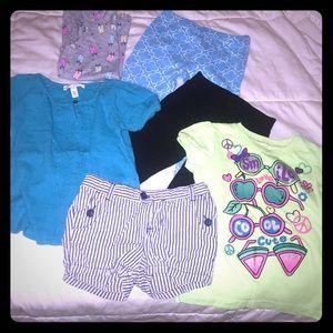Bundle Girl's Sz 5 Clothes